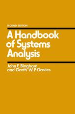 A Handbook of Systems Analysis