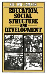 Education, Social Structure and Development
