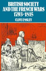 British Society and the French Wars 1793–1815