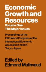 Economic Growth and Resources