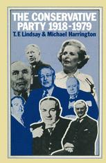The Conservative Party 1918–1979