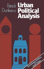 Urban Political Analysis