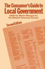 A consumer's guide to local government