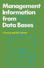 Management Information from Data Bases