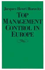 Top Management Control in Europe