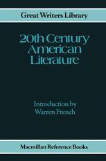 20th-Century American Literature