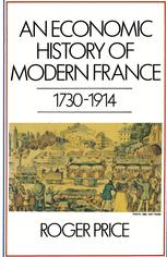 An Economic History of Modern France, 1730–1914