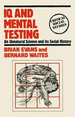 IQ and Mental Testing