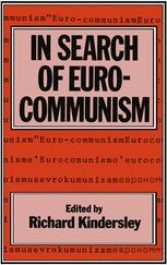 In Search of Eurocommunism