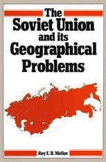 The Soviet Union and its Geographical Problems
