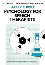 Psychology for Speech Therapists