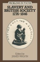 Slavery and British Society 1776–1846