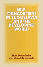 Self-Management in Yugoslavia and the Developing World