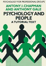 Psychology and People: A Tutorial Text