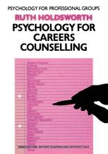 Psychology for Careers Counselling
