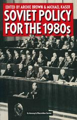 Soviet Policy for the 1980s