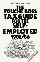 The Touche Ross Tax Guide for the Self-Employed