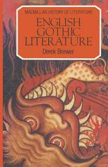 English Gothic Literature
