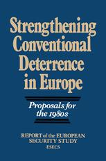 Strengthening Conventional Deterrence in Europe