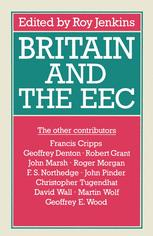 Britain and the EEC