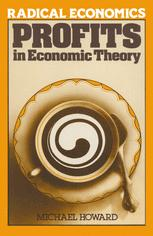 Profits in Economic Theory