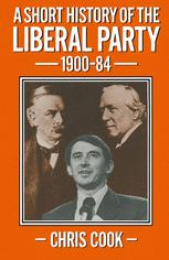 A Short History of the Liberal Party 1900–1984