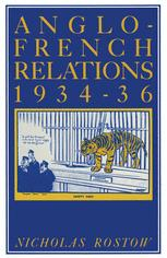 Anglo-French Relations, 1934–36