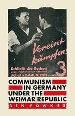 Communism in Germany under the Weimar Republic