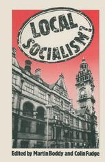 Local Socialism?