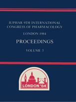 IUPHAR 9th International Congress of Pharmacology London 1984