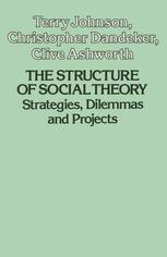 The Structure of Social Theory