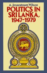 Politics in Sri Lanka, 1947–1979