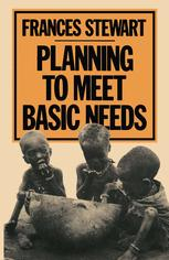 Planning to Meet Basic Needs