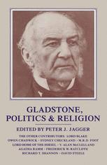 Gladstone, Politics and Religion