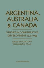Argentina, Australia and Canada