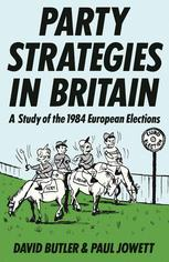 Party Strategies in Britain