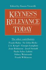 Keynes's Relevance Today