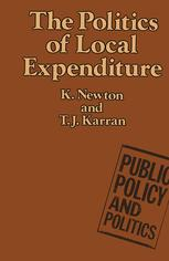 The Politics of Local Expenditure