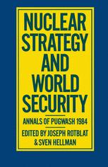 Nuclear Strategy and World Security