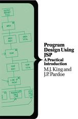 Program Design Using JSP — a Practical Introduction