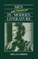 Men and Feminism in Modern Literature