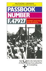 Passbook Number F.47927
