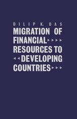 Migration of Financial Resources to Developing Countries