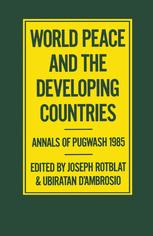 World Peace and the Developing Countries