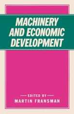 Machinery and Economic Development