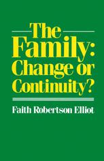 The Family: Change or Continuity?