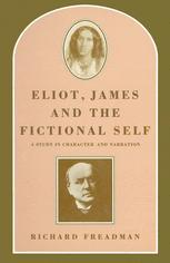 Eliot, James and the Fictional Self