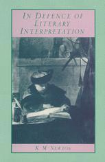 In Defence of Literary Interpretation