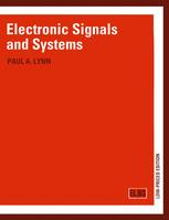 Electronic Signals and Systems