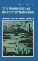 The Geography of De-industrialisation